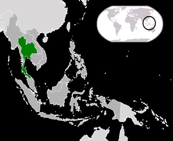 Thailand världen