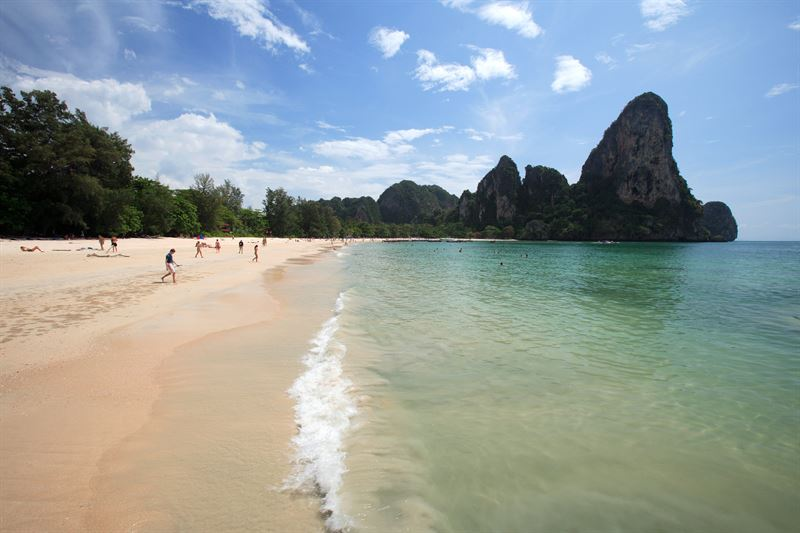 Krabi-Railay Beach1