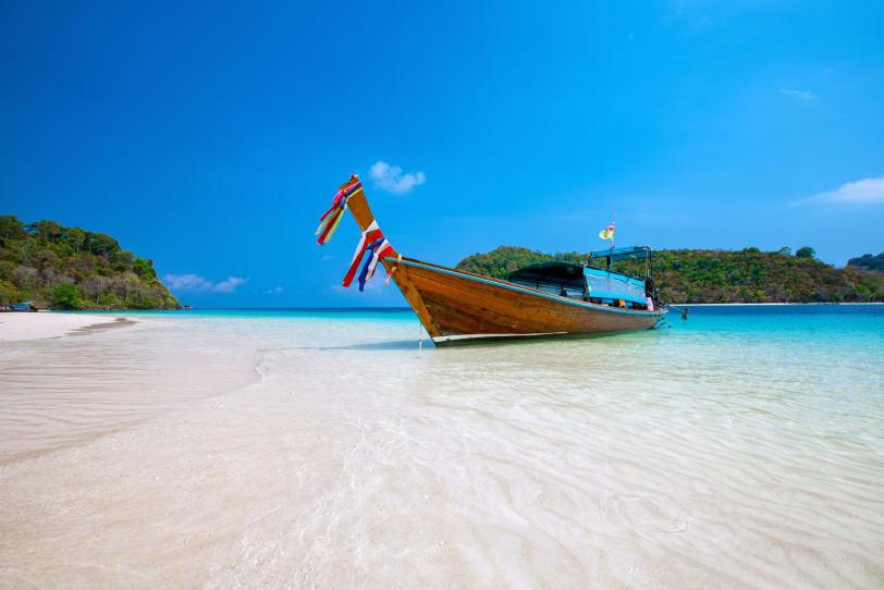Thailändska Krabi lockar många resesugna svenskar i vinter