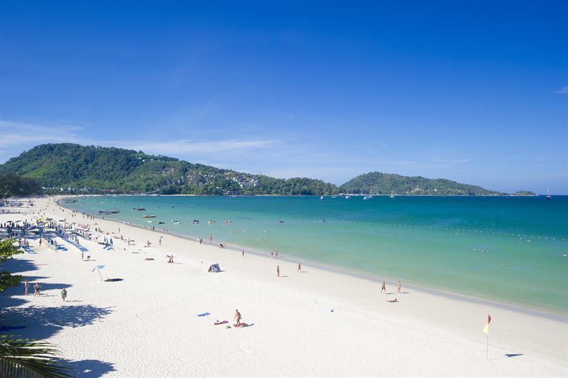 Phuket-Patong Beach