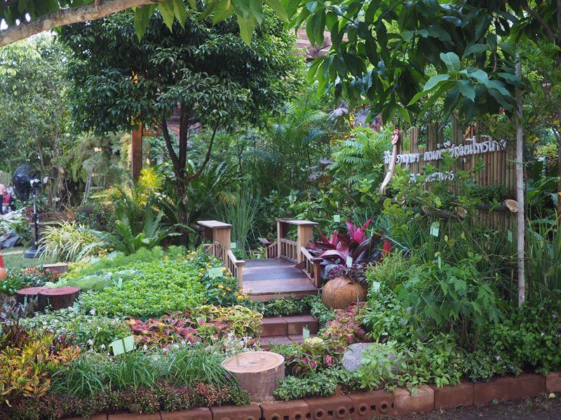 Nai Lert Flower and Garden Art Fair