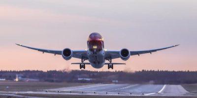 Norwegian 787 Dreamliner
